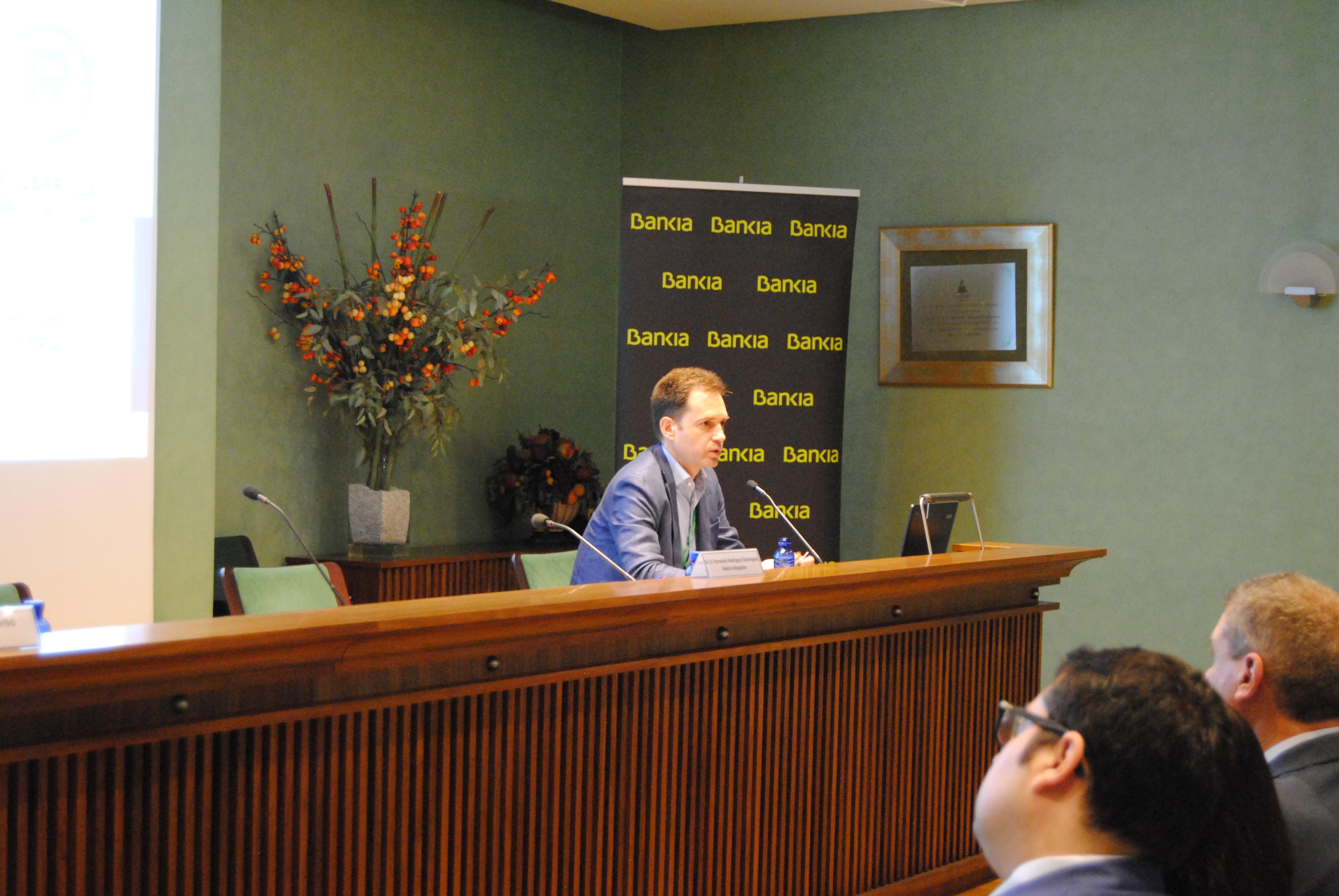 Fernando Rodríguez Domínguez, abogado del despacho Baylos